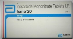 Ismo 20 mg tablets (Global brand version)