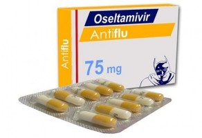 A box and a blister of Tamiflu 75 mg Generic capsule - Oseltamivir Phosphate