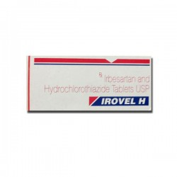 Box of Avalide 150/12.50mg Generic tablets - Irbesartan / Hydrochlorothiazide
