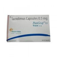 Prograf 0.5 mg Generic capsule