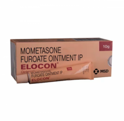 A box of Elocon 1mg Cream 10gm - Mometasone