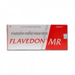 A box of generic Trimetazidine 35mg Tablet