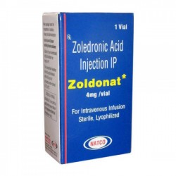 Zometa 4 mg Generic Injection