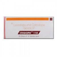 Sinemet 100 mg / 10 mg Generic Tablet