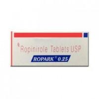 Requip 0.25 mg Generic Tablet