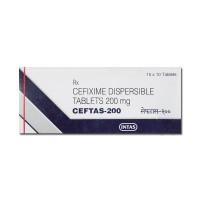 Suprax 200 mg Generic Tablet