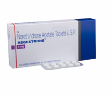 One box of generic Norethindrone 5mg Tablet