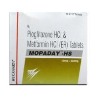 Actoplus Met 15mg/850mg Tablets (Generic Equivalent)
