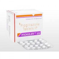 Actos 15mg Tablets (Generic Product)