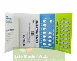 CHANTIX STARTER PACK 0.5mg 1MG ( 11, 14 pills) (Branded Product) INTERNATIONALLY