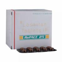 Cozaar 25mg Tablets  (Generic Equivalent)