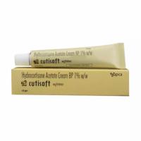 Box and tube of generic Hydrocortisone acetate 1%