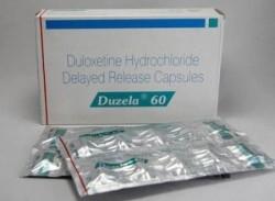 Cymbalta 60mg  capsules (Generic Equivalent)