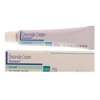 A box and a tube of generic Desonide 0.05 perecnt Cream