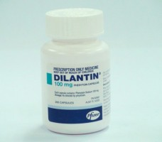 DILANTIN 100mg Capsules (International Brand Version)