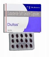 DUTAS 0.5mg capsules