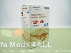 Flovent Inhaler 110 mcg (Generic equivalent)