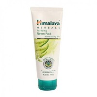Tube of Himalaya Purifying Neem Face pack 100gm