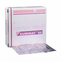 Imitrex  50mg Tablets (Generic Equivalent)