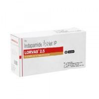 Lozol 2.5 mg Generic tablets
