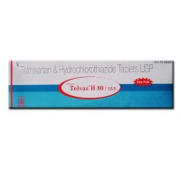 Micardis HCT 80mg / 12.5mg (Generic Version)