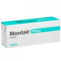 A box of generic Bambuterol (10mg) + Montelukast (10mg) Tablets