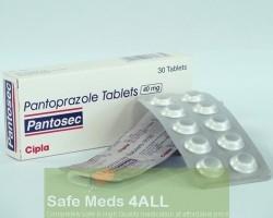 Protonix 40mg Tablets  (Generic Equivalent)