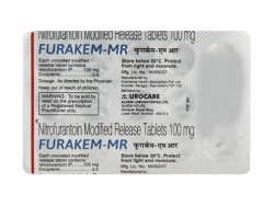 Macrodantin 100 mg Generic Tablet