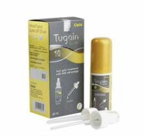 Bottle of 10ml of tugain generic rogain 10 percent