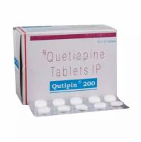 Seroquel 200mg Tablets  (Generic Equivalent)