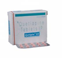 Seroquel 25mg Tablets   (Generic Equivalent)
