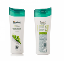 Bottle of himalaya protein shampoo