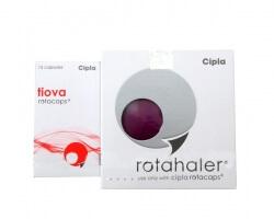 Spiriva Handihaler 18mcg  (Generic Equivalent) (Rotacaps with 1 Rotahaler with 1 order)