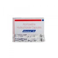 Strattera 25mg Generic Tablets