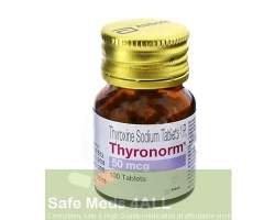 Levoxyl  50mcg Tablets (Generic equivalent)