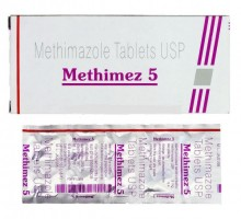 Tapazole 5mg Tablets (Generic Version)