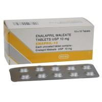 Vasotec 10mg Tablets ( Generic )