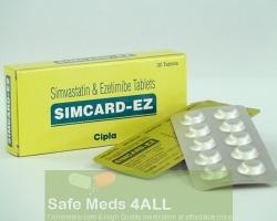 Vytorin 10mg / 10mg Tablets  (Generic Equivalent)