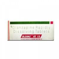 Zyprexa 15mg Tablets (Generic Equivalent)