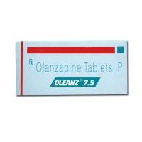 Zyprexa 7.5mg Tablets (Generic Equivalent)