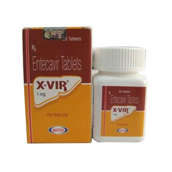 Entecavir 1 mg Generic Tablet