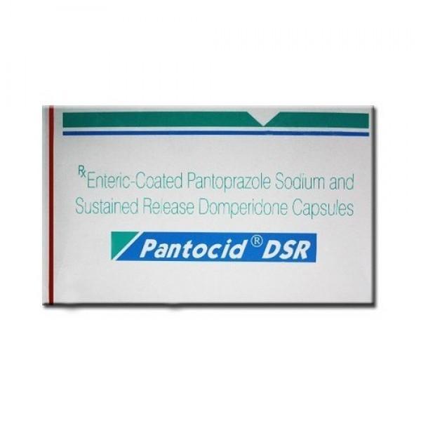 Domperidone ( 30 mg ) + Pantoprazole ( 40 mg ) Generic Capsule