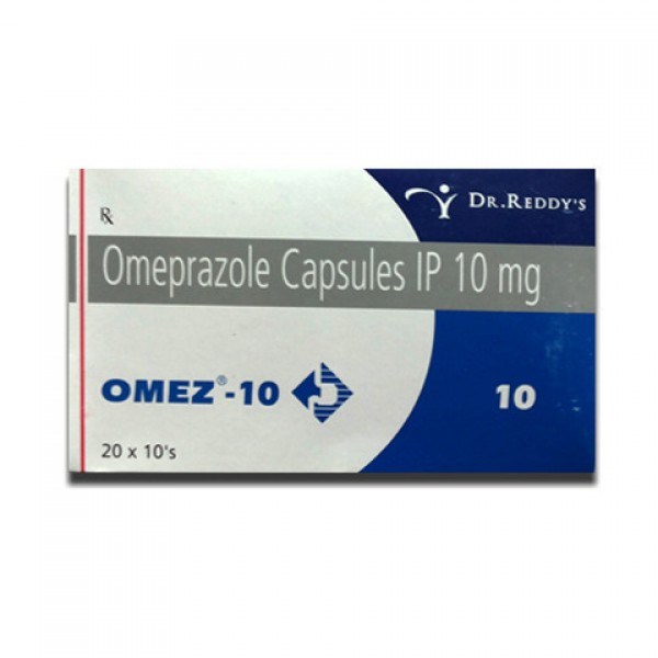 Prilosec OTC 10mg capsules  (Generic Equivalent)