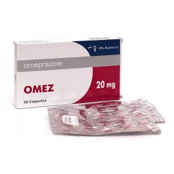 Prilosec OTC 20mg capsules  (Generic Equivalent)
