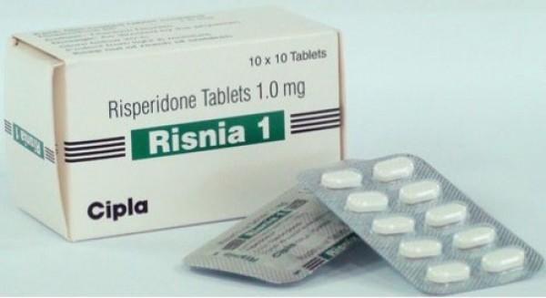 RisperDAL 1mg Tablets ( Generic )