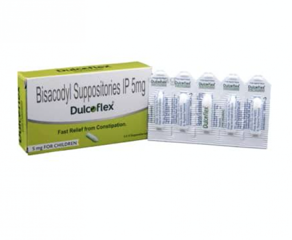 Dulcolax 5 mg Generic Tablet