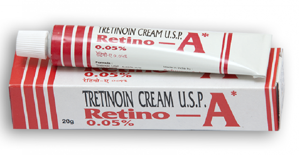 TRETINOIN 0.05 Percent Cream (Each tube of 20gm)