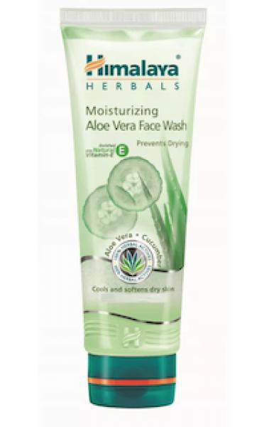 Himalaya Moisturizing Aloe Vera Face Wash 50 ml