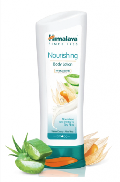 Himalaya Nourishing Body Lotion - Winter Cherry & Aloe Vera 400 ml