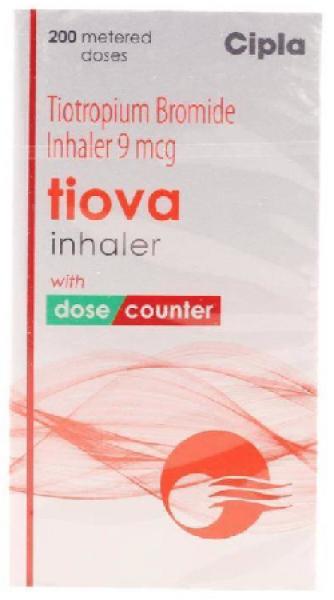 Spiriva 9 mcg Generic Inhaler ( 200 Doses )